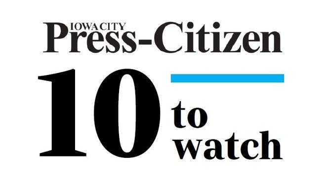 Press-Citizen's 10 to Watch