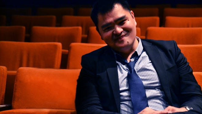 Immigration reform activist Jose Antonio Vargas is calling on Western North Carolinians to redefine what it means to be an American. The Pulitzer Prize-winning journalist and filmmaker spoke to a packed house at Warren Wilson College Tuesday night, receiving a standing ovation.