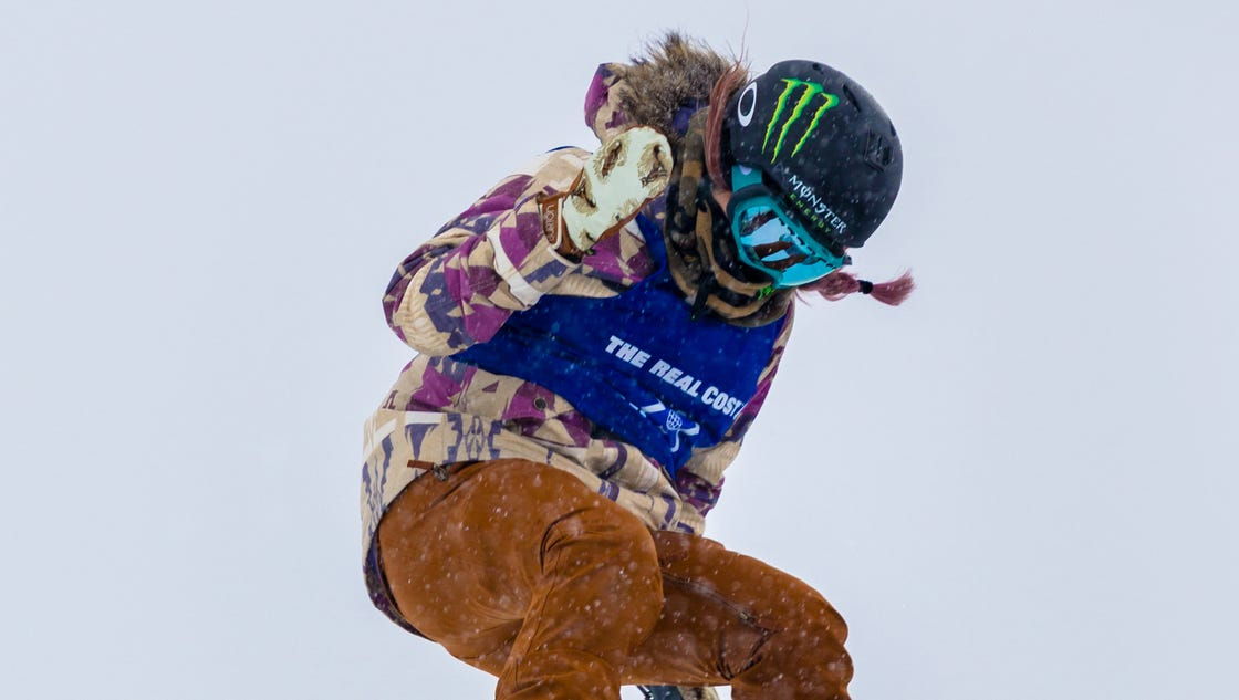 Chloe Kim, Arielle Gold medal at X Games, try to progress snowboarding