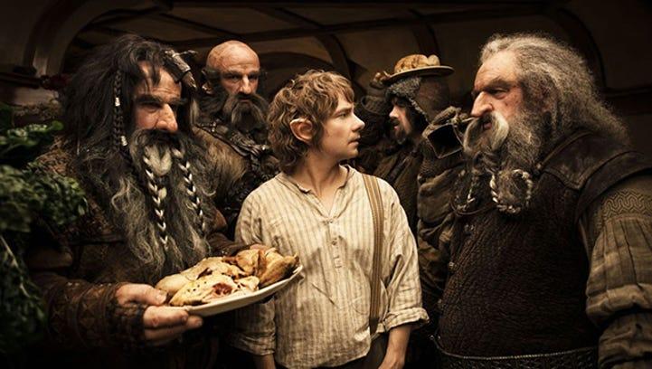 Theaters to host Hobbit marathon