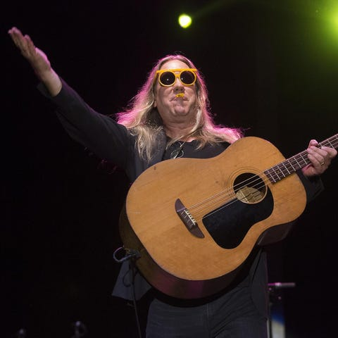 Violent Femmes performs at the BMO Harris...