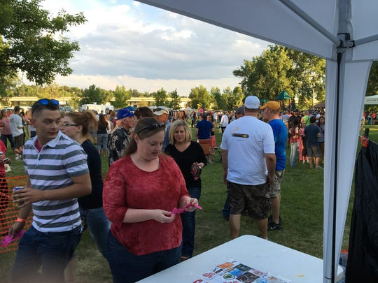 Music on the Mo replaced the popular Alive@5 event in 2016 and has been a popular destination for families during the summer in Great Falls.