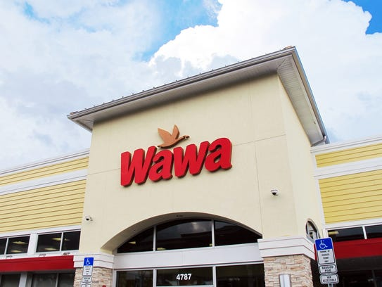 Collier County's first Wawa convenience store and gas