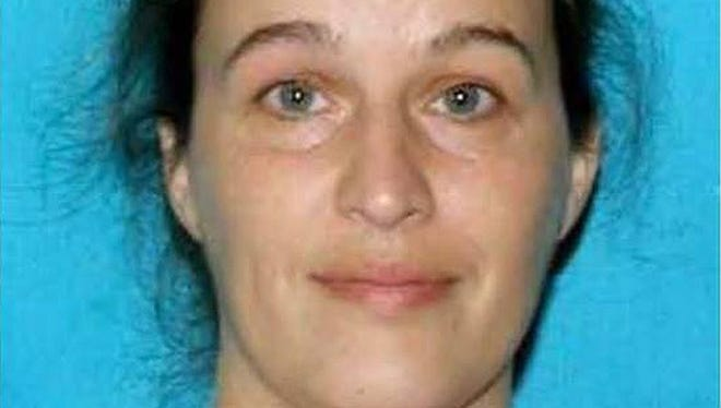 A photo released by the Catoosa County (Ga.) Sheriff's Department shows Catherine Goins.