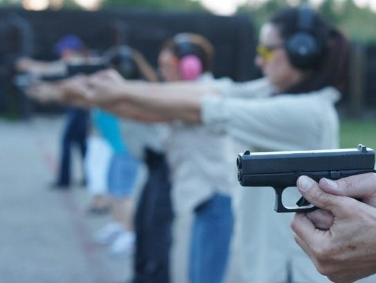 The Well Armed Woman Bayou Region  Chapter Firing Line