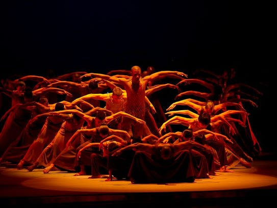 """Alvin Ailey himself created """"Revelations,"""" which the"""