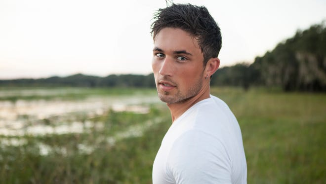 """Michael Ray is  """"overwhelmed"""" by the release of his debut album."""