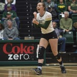 CSU's Adrianna Culbert has been named the Mountain West Player of the Year.