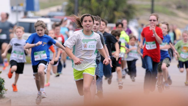 Getting kids excited about running is the big idea behind the Space Coast Countdown to Fitness and Final Mile, an initiative sponsored by the Running Zone Foundation.