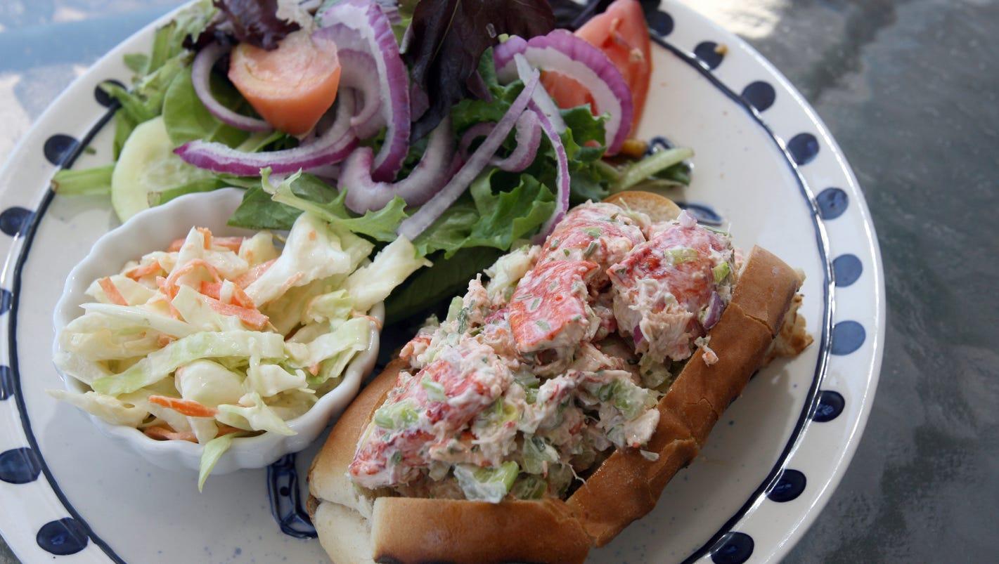 Ossining restaurants, lobster rolls! lohudfood Cast