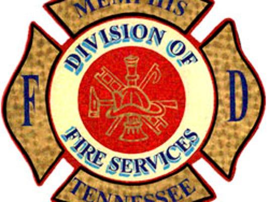 Memphis Fire Department logo