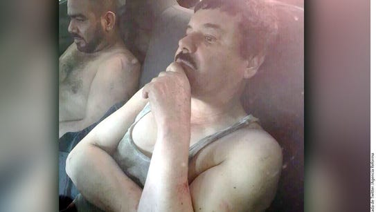 Before being captured, 'El Chapo' intended to use sewer