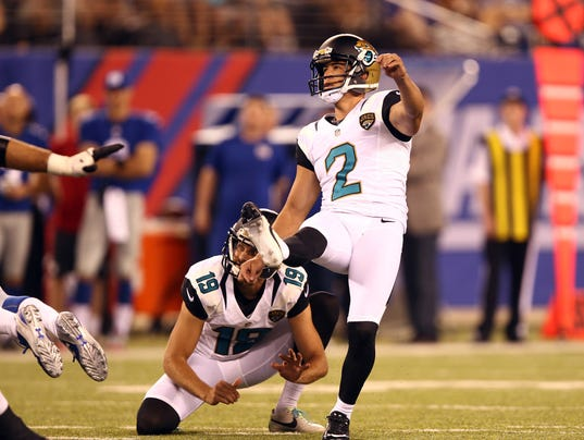 NFL: Preseason-Jacksonville Jaguars at New York Giants