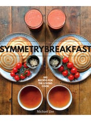 A new breakfast book presents the meal as artwork,
