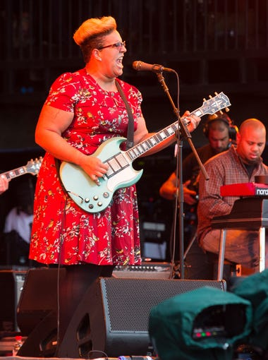 Alabama Shakes will perform at Ascend Amphitheater on April 21.