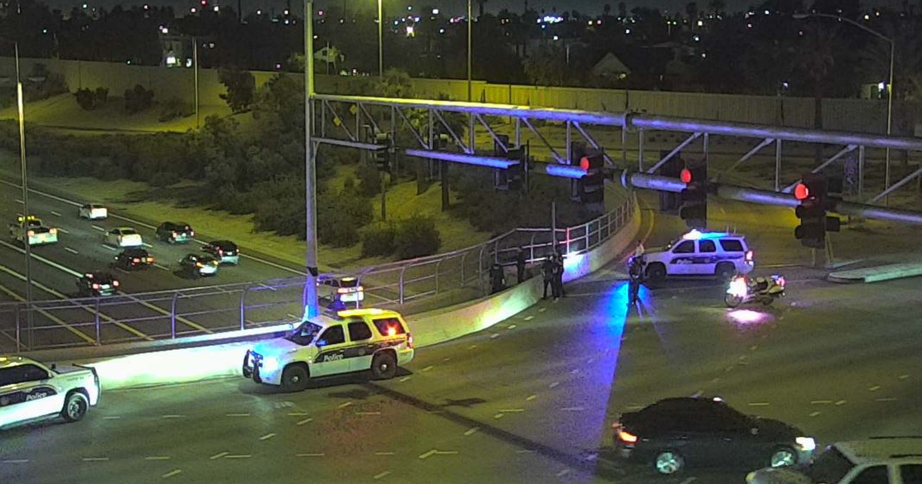 Interstate 10 reopens in central Phoenix after police situation