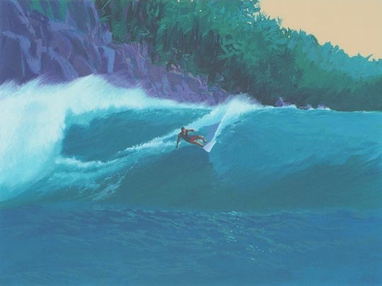 The Texas Surf Museum will host a grand opening for its newest exhibit Waffles & Waves on Sunday.