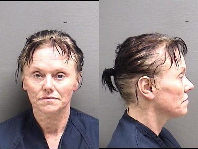 CARMEN-RUFF, CARISSA ROSEANN: 42 yoa, white female,