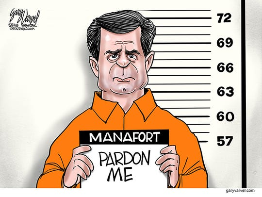 Image result for CARTOONS ABOUT PAUL MANAFORT