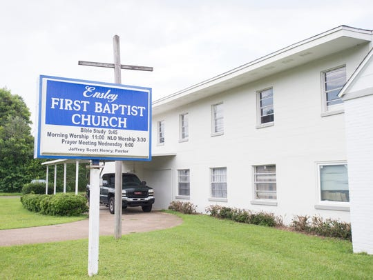 Ensley First Baptist Church is opening up its cold weather shelter for the first time this season on Tuesday night at 6 p.m. Shelter visitors will be provided a hot meal, bed to sleep on and breakfast the next day.