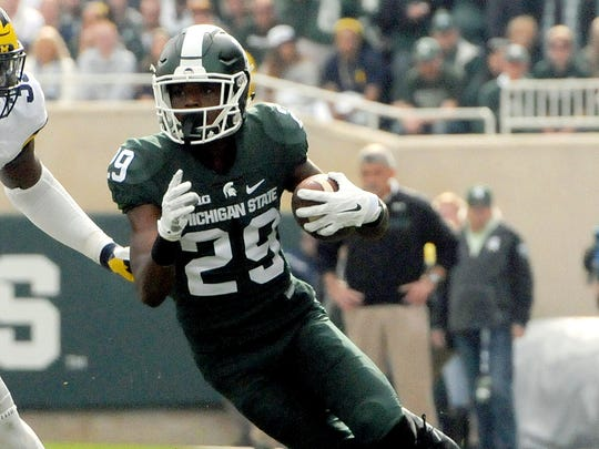 Donnie Corley has been charged in connection with a January sexual assault on campus. He was dismissed from the MSU football team Tuesday morning.