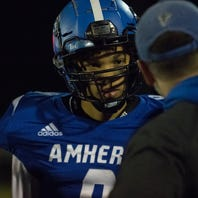 High school football: Playoffs seem to bring out best in Amherst