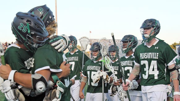 Pleasantville losses 10-12 to Cold Spring Harbor during