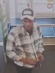 Anyone with information on the identity of the man photographed is asked to call Crime Stoppers at 864-23-CRIME (27463).