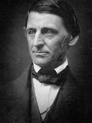 """19th century writer and philosopher Ralph Waldo Emerson noted in his essay """"Compensation"""" that both good and bad can be found in every experience."""
