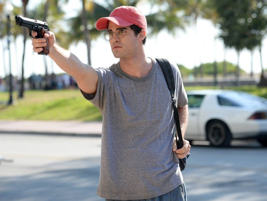 Darren Criss plays killer Andrew Cunanan in FX's 'The