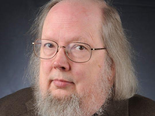 "Terry Mattingly, ""On Religion"" columnist"