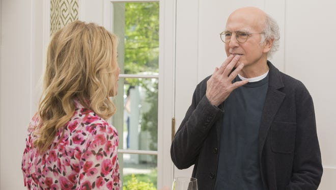 Larry David as Larry in 'Curb Your Enthusiasm.'
