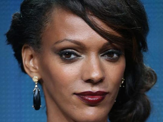 """Judith Shekoni is a British actor portraying Joanne Collins in """"Heroes Reborn."""""""
