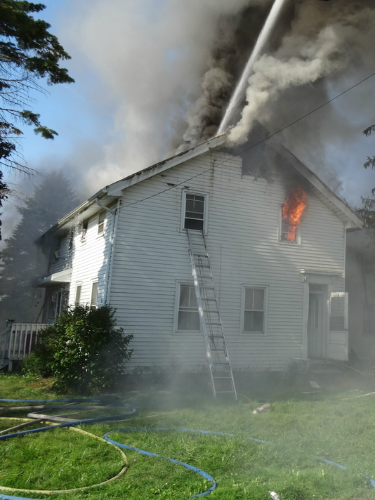 Town of Germantown fire leaves four displaced