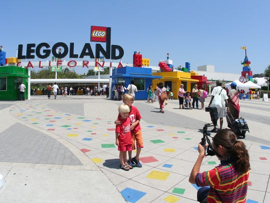 Save up to $107 on admission to Legoland California for kids ages 3-12 during October.
