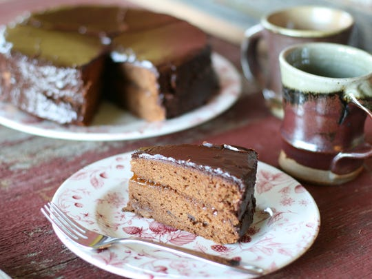 Much more than a chocolate cake, Sacher Torte is a beloved favorite of Viennese kaffee hauses.