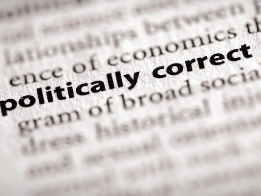 Dictionary Series - Misc: politically correct