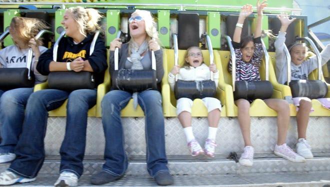 The Oak Creek Lions Festival runs Aug. 31 to Sept. 3