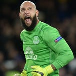 Tim Howard got nasty about the Mexico to help fire up his team ahead of Saturday's match.