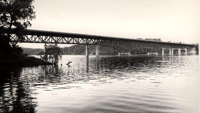 Irondequoit Bay Bridge, 1978