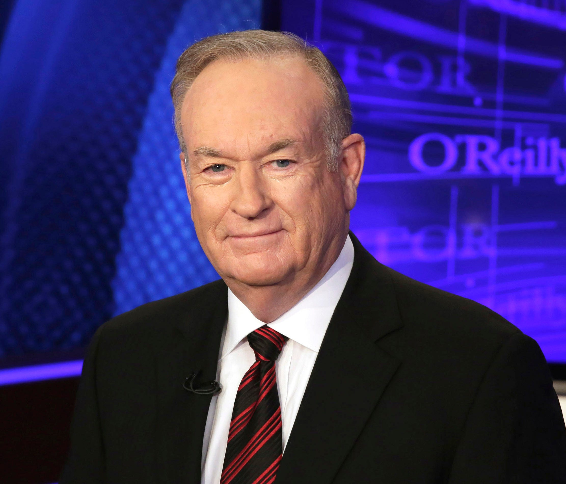 Bill O'Reilly of the Fox News Channel program