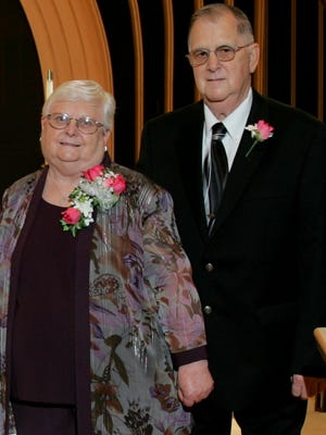 Robert and Carol Simms
