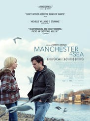 """The movie poster for """"Manchester by the Sea."""""""