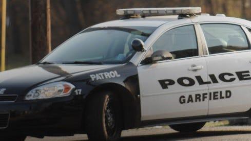 A Garfield Police vehicle.