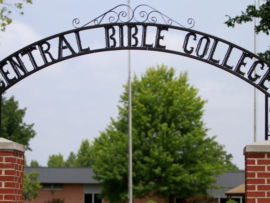 The campus of Central Bible College which was found in 1922 has been put up for sale.