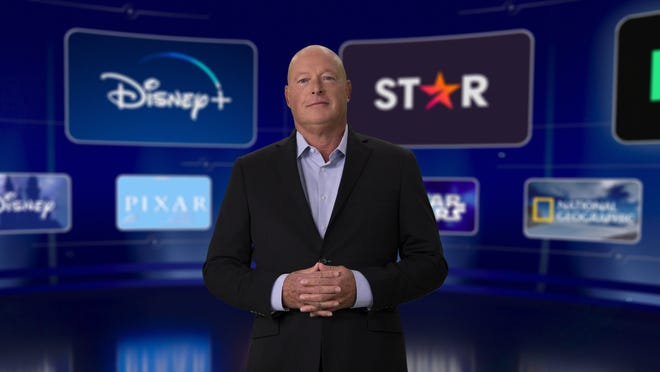 Disney CEO Bob Chapek.