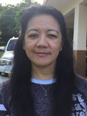 Cynthia Manibusan, of Dededo, almost had her purse and wallet taken at the Micronesia Mall but a man tackled the suspect, preventing him from getting away with the purse.