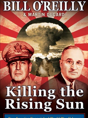 'Killing the Rising Sun' by Bill O'Reilly and Martin Dugard