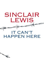 'It Can't Happen Here' by Sinclair Lewis is selling