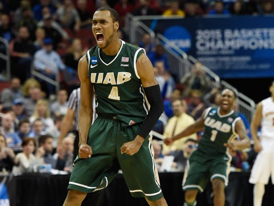NCAA Basketball: NCAA Tournament-2nd Round-Iowa State vs UAB